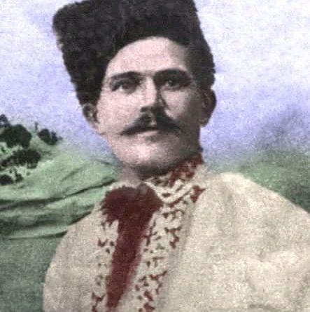 Гризло - герой містечка Катеринопіль