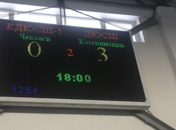 Перемога Катеринополя