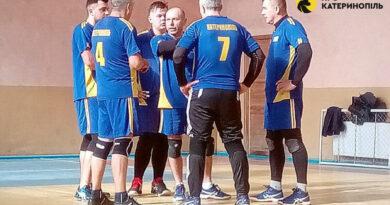 """ВК """"Катеринопіль"""" виграв першість Катеринопільскої ОТГ з волейболу"""