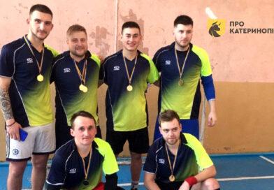У Катеринополі відбувся турнір з футзалу